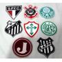 Futebol - Distintivos De Clubes - Patch