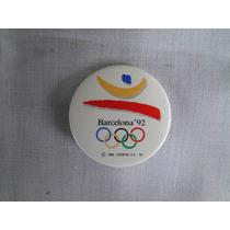 Botom Oficial Dos Jogos Olímpicos Barcelona - 1992