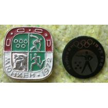 Pins Da Urss Das Olimpíadas De Munique 1972