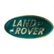Pin Boton Broche Land Rover Jeep 4 X 4 Carro Jipeiro