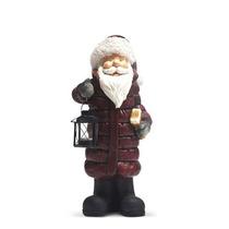 Figura Natalina Decorativa Papai Noel Exclusivo