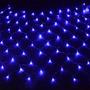 Rede Pisca Pisca Azul Led Decoracao 120 Lampadas Natal