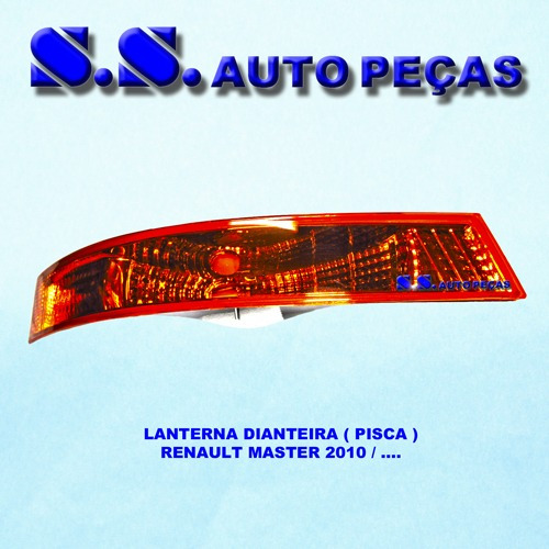 Pisca Renault Master Lanterna Dianteira Renault Master 2010