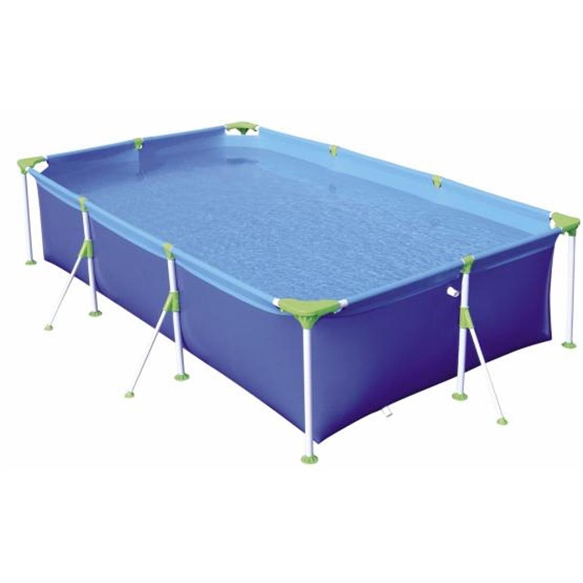 Piscina 3700 litros premium mor r 425 90 no mercadolivre for Calcular litros piscina