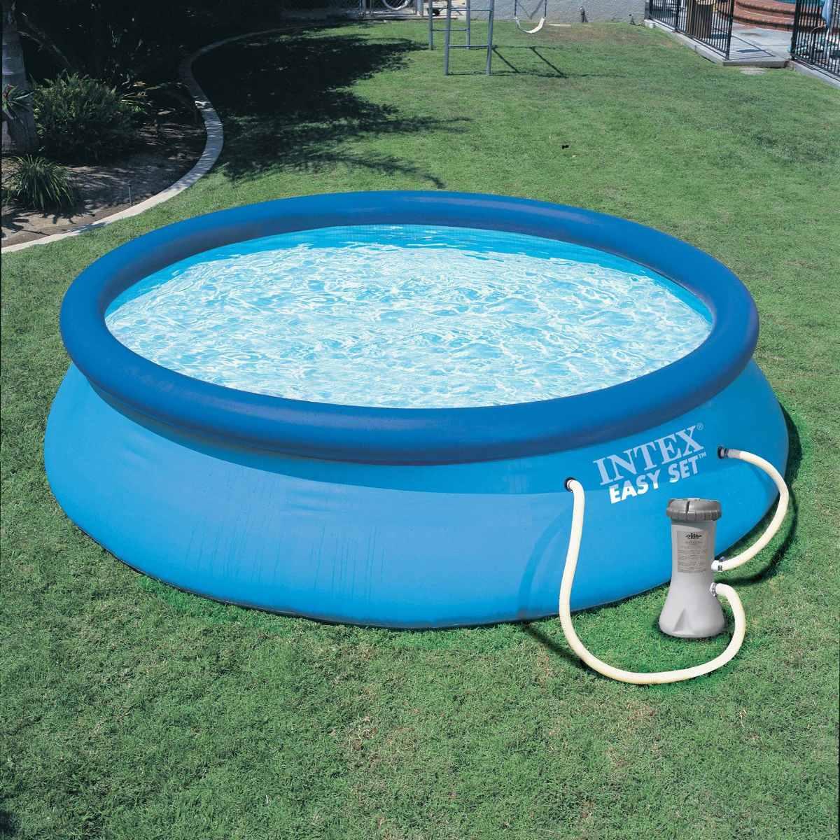 Piscina infl vel intex 6734 litros com bomba filtrante for Calcular litros piscina