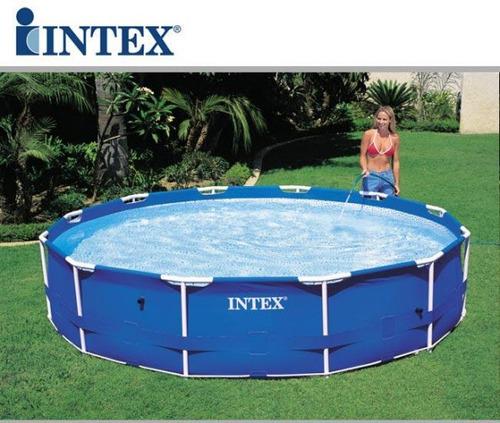 Piscina Intex 12422 Lts Estrutural Standard 12.422 Litros