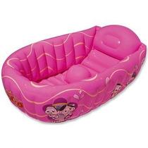 Minha Primeira Banheira Turma Da Mônica Rosa