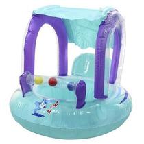 Bóia Inflável Baby Seat Ring Nautika Praia Piscina Criança