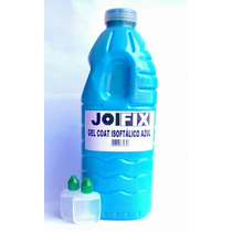 Tinta P/piscina De Fibra- Gel Coat Iso Azul 2kg Frete Gratis