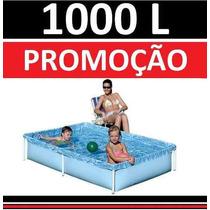 Piscina 1000 Litros Playground Piscinas Plastico #fuz8