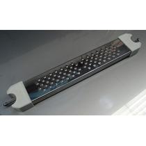 Kit 3 Degraus Em Aço Inox P/ Escada Piscina