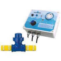 Ionizador Pure Water Para Piscina Pw 105 Ate 105 M³ De Agua
