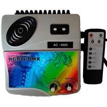 Iluminação Piscinas Rgb Refletor-108led-ligar Até 4 Refletor
