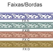Faixas / Bordas Decorativas Para Piscinas