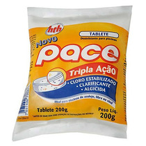 Pace Tripla Acao - 200g - Hth - Hth