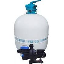 Conjunto Filtro Fm50 + M/bomba Bmc-75 3/4cv S/areia Sodramar