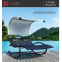 Cadeira Chaise Importada :: Jardim, Gazebo, Piscina, Praia.