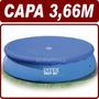 Capa Tampa De Cobertura P/ Piscina Easy Set 3,66m - Intex