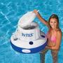 Bar Cooler Inflável Flutuante Intex P/ Piscina 24 Latas Boia