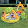 Piscina Infantil Playcenter 300l Jungle Safari - Bestway