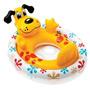 Baby Bote Minha Primeira Bóia Cachorro Inflável Bebê Intex