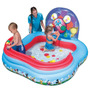 Piscina Inflavel Infantil Mickey Mouse Disney Crianca