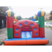 Balão Pula-pula Castelinho Telado 3,00 X 3,00