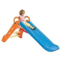 Escorregador Infantil C/ Pulverizador De Água Playground