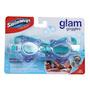 Swim Jogos Swimway S Glam Goggles Miúdos Azul 12455-blue