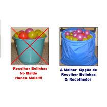 Bolinhas - Saco Recolhedor De Bolinhas De Piscina