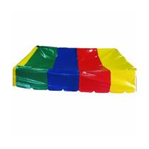 Telhado, Cobertura, Toldo Da Piscina De Bolinha 1,5x1,5