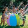 Brinquedo Bola Inflável Com Água Em Pvc Importado