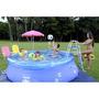 Piscina Redonda Splash Fun 4600 Litros + Capa - Mor
