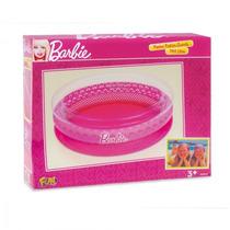Piscina Inflável Grande 744l Barbie Fashion - Fun