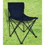 Cadeira Diretor Dobrável Camping Sacola Em Aço - Capri