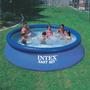Piscina Inflável Intex Easy Set 5621l Nova Com Garantia