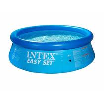 Piscina Inflável Intex 2.419 Litros Grande / Não Tóxica