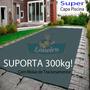Capa De Piscina Lona Azul Tela 500 Cobertura Completa 11 X 6