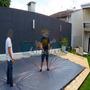 Capa De Piscina 11m X 6m Lona Proteção Cobertura Tela Cerca