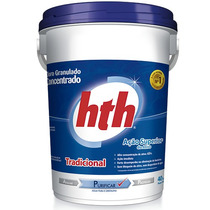 Cloro Granulado - Hth - Balde 10 Kg