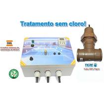 Ionizador Piscina 100 Mts³, Tratamento Sem Cloro! Igarapé Br