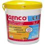 Cloro Genco 10 Kg Balde Amarelo Le 3 Em 1 Muitas Vantagens