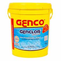 Genclor Granulado Cloro Estabilizado 100% Ativo 10kgs Genco