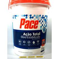 Cloro Granulado Para Piscina Pace (balde 10 Kg)