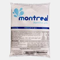 Barrilha 2kg Montreal