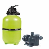 Kit Moto Bomba Autoesc 3/4 Pre-filtro E Filtro V-40 83mil L