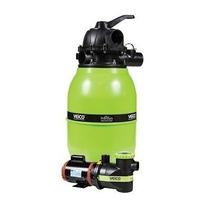 Kit Moto Bomba Bpf 1/3 Pre-filtro E Filtro V-30 Até 34mil L