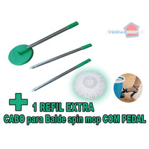 Cabo Avulso Para Spin Mop 360 And Go Com+ 1 Refil Extra