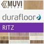 Piso Laminado Click Durafloor Ritz Com R/ 8cm Tudo Colocado