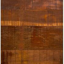 Assoalho Em Demolição Madeira Maciça De 2cm Com Encaixe